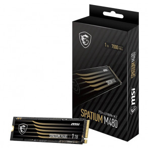 Disque SSD MSI 1To M.2 NVMe...