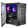 Boîtier PC Antec NX200M Noir