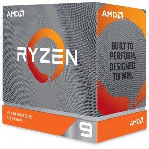 Processeur AMD Ryzen 9 3900XT Socket AM4 (3,9 Ghz) (Sans iGPU)