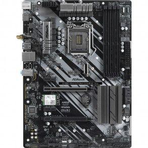 Carte Mère ASRock Z490 Phantom Gaming 4/AC (Intel LGA 1200)