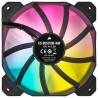Ventilateur boîtier Corsair iCUE SP120 Elite RGB Black