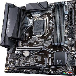 Carte mère Gigabyte Z490M - Z490/LGA1200/mATX