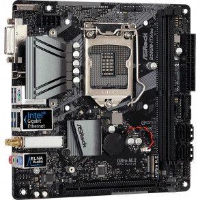 Carte Mère ASRock B365M-ITX/AC (Intel LGA 1151v2) Mini ITX