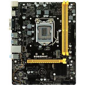 Carte Mère Biostar B365MHC (Intel LGA 1151) Micro ATX