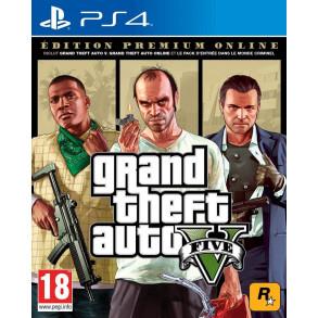 GTA V Premium Edition - PS4