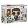 HARRY POTTER - Pocket Pop - Calendrier de l'avent 2021 - 24 figurines