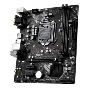 Carte Mère MSI H310M Pro-VDH Plus (Intel LGA 1151 v2) Micro ATX
