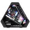 Boîtier PC Jonsbo TR03-G Showcase Tempered Glass Black