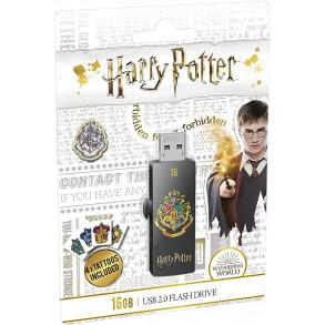 Clé USB Emtec M730 Harry Potter Poudlard 16Go USB 2.0 (Noir)