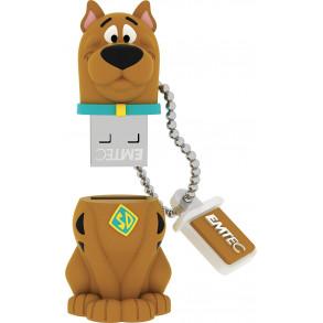 Clé USB Emtec HB106 Scooby-Doo 16Go USB 2.0 (Marron)
