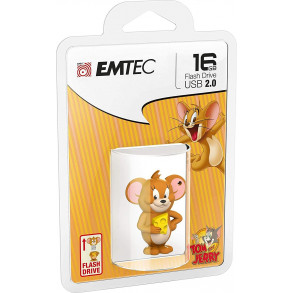 Clé USB Emtec HB103 Jerry 16Go USB 2.0 (Marron)