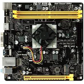 Carte Mère Biostar A10N-8800E avec Processeur AMD FX-8800P Quad-Core Mini ITX