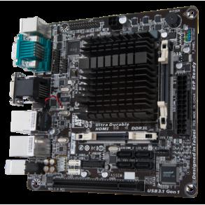 Carte Mère Gigabyte J3455N-D3H avec processeur Intel Celeron J3455 (2.3GHz) - Mini ITX