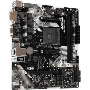 Carte Mère ASRock B450M-HDV (AM4) Micro ATX