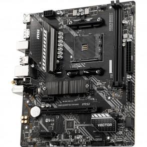 Carte Mère MSI A520M Vector WiFi (AM4) Micro ATX