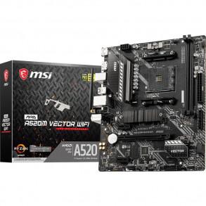 Carte Mère MSI A520M Vector...