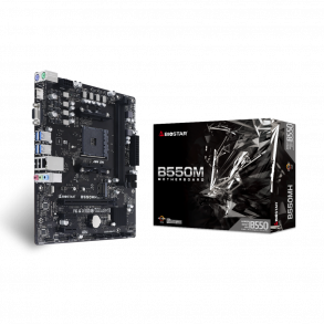 Carte Mère Biostar B550MH...