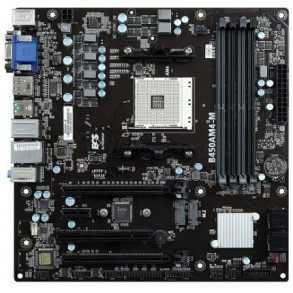 Carte Mère ECS Elite Group B450AM4-M (AM4) Micro ATX