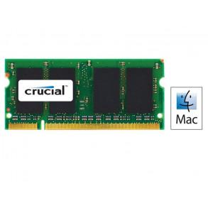 Barrette mémoire RAM SODIMM DDR3L 4096Mo (4 Go) Crucial PC3-14900 (1866 Mhz) 1.35v