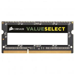 Barrette mémoire RAM SODIMM DDR3L 4096 Mo Corsair PC12800 (1600 Mhz)