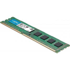 Barrette mémoire RAM DDR3 4096 Mo (4 Go) Crucial PC12800 (1600 Mhz) 1.35V/1,5V