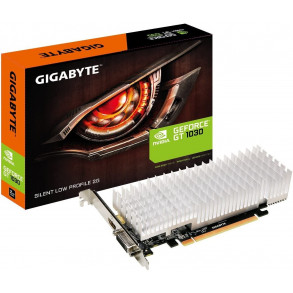 Carte Graphique Nvidia Gigabyte GeForce GT 1030 Silent 2048 Mo PCI-E