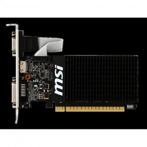 Carte Graphique Nvidia MSI GeForce GT710 1GD3H 1Go LP Passive