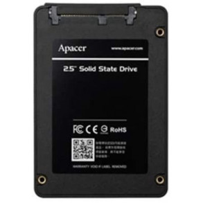 Disque Dur SSD Apacer Panther AS340 120Go