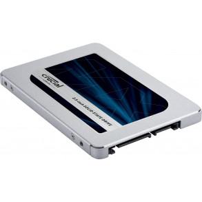 "Disque Dur SSD 2,5"" Crucial MX500 1To (1000Go) S-ATA"