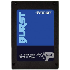 Disque Dur SSD Patriot Burst 120 Go S-ATA