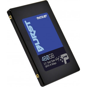 Disque Dur SSD Patriot Burst 480Go S-ATA