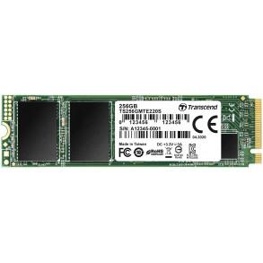 Disque Dur SSD Transcend MTE 220S 256Go - M.2 NVMe Type 2280