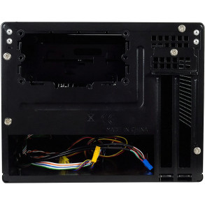 Boitier Mini Tour Mini ITX Silverstone SG05 Lite (Noir)