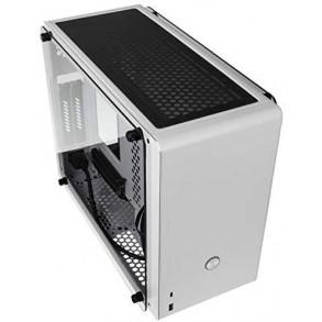 Boitier Mini ITX Raijintek Ophion Evo avec panneaux vitrés (Blanc)