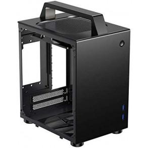 Boitier Mini Tour Mini ITX Jonsbo T8 avec panneau vitré (Noir)