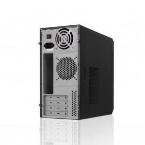 Boitier Tour Micro ATX MaxInPower Smart BM1080 + Alimentation 480W (Noir)