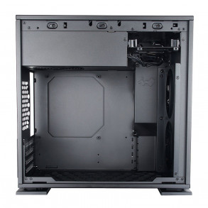 Boitier Micro ATX In Win 301 avec panneau vitré (Noir)