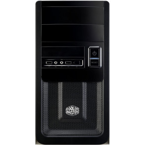 Boitier Micro ATX Cooler Master Elite 343 (Noir)