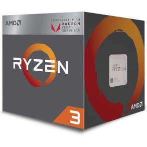 Processeur AMD Ryzen 3 2200G Socket AM4 + GPU (3,5 Ghz)
