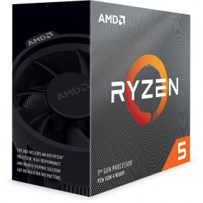 Processeur AMD Ryzen 5 3500X Socket AM4 (4,1Ghz)