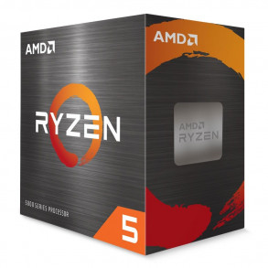 Processeur AMD Ryzen 5 5600X Socket AM4 (3,7 Ghz) (Sans iGPU)