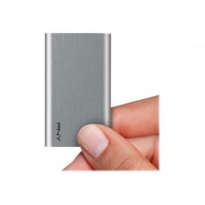 Disque dur externe PNY Elite 240Go SSD USB 3.1 (Argent)