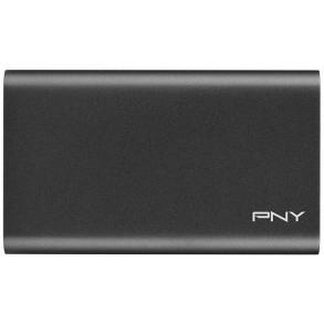 Disque dur externe PNY Elite 1To (960Go) SSD USB 3.1 (Noir)