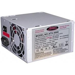 Boitier Tour Micro ATX MaxInPower Aero BM1084 + Alimentation 480W (Noir)