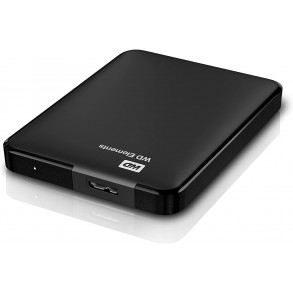 "Disque Dur Externe Western Digital Elements Portable 1To (1000Go) USB 3.0/ USB 2.0 - 2,5"""
