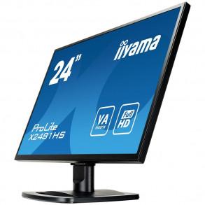 "Ecran LED 24"" Iiyama ProLite X2481HS-B1 Full HD"