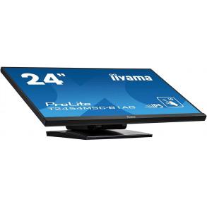 "Ecran LED 24"" Tactile Iiyama M-Touch T2454MSC-B1 Full HD"