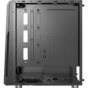Boitier Moyen Tour ATX Xilence Xilent Blade X5 RGB avec panneau vitré (Noir)