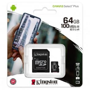 Carte mémoire Micro-SD...