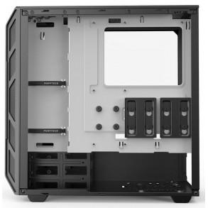 Boitier Moyen Tour ATX Phanteks Eclipse P350X RGB avec panneau vitré (Noir/Blanc)
